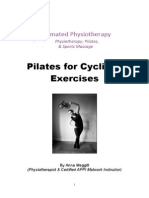 Pilates for Cyclist Exercise Booklet
