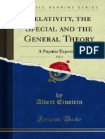 Relativity the Special and the General Theory v1 1000003198
