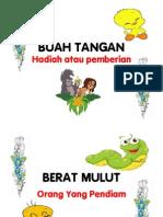 Koleksi Simpulan Bahasa