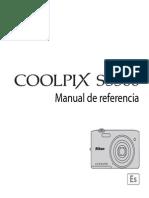 Manual Nikon Coolpix S3500RM ES