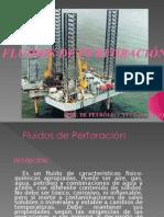 Fluidos de Perforacion Industria Del Petroleo