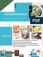 AGENTES ANTIMICROBIANOS2