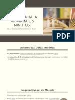 Trabalho de Português 2015