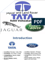 Tata - JLR Acquisition