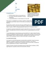 El FMI procederá a la venta de oro en el mercado