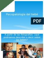 Psicopatología del bebé