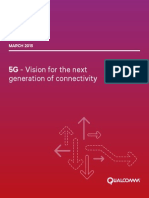 Whitepaper 5g Vision for the Next Generation of Connectivity