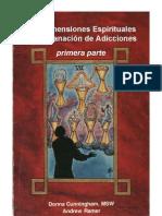 Las dimensiones espirituales de la sanacion de adicciones.PRIMER LIBRO