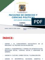 i. Cap. El Conocimiento Sociológico de La Realidad y El Proceso de Socialización