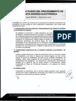 Pliegos Publicados - 7501349