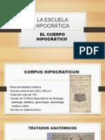La Escuela Hipocrática (1)