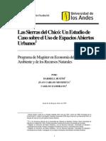 2000-Articulo Sierras Del Chico - Revista Cede