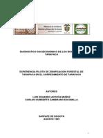 1999 Sinchi Minambiente Diagnostico Socioeconomico Zonificacion Tarapaca