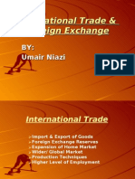 Intl Trade & Foreign Exchange