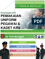 uniform KRS