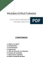 Modelos de Preguntas Con Base Estructurada