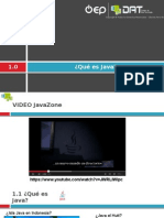 Clase Presentación Que Es Java