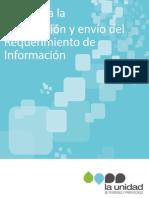 Guía de Preparación y Envío de Información Del RI