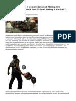 Article   Dead Rising 3 Complet JeuDead Rising 3 En T?l?chargement Gratuit Pour PcDead Rising 3 MacD (47)
