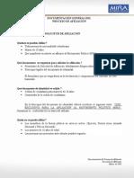 Documentacion Proceso Afiliacion 2013 Version 5