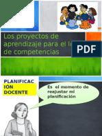 PPT Proyectos en Primaria