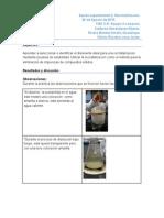 Practica 2.- Recristalizacion.