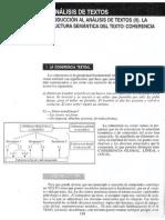 La Estructura Semántica Del Texto-Coherencia