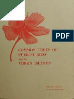 Common Trees of Puerto