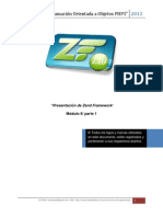 Zend Framework Introduccion