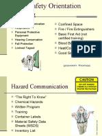 Disaster Management Safety Orient