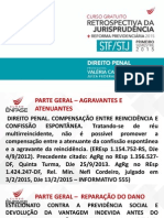 901Retrospectiva 20151 STF e STJMaterialD Penal