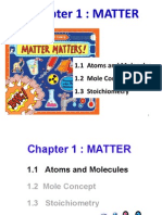 1.1 Atoms and Molecules (With Answer)