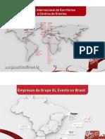 Rede Internacional de Escritórios e Centros de Eventos - Arthur Repsold