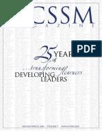 NCSSM Magazine Volume 7