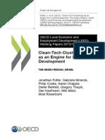 Israel Clean Tech Cluster