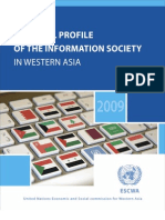 Regional Profile of the Information Society in Western Asia - 2009
