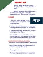 13.Job Evaluation