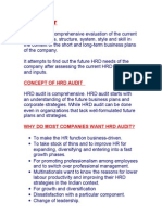 16.Hrd Audit-basic,Concept and Components