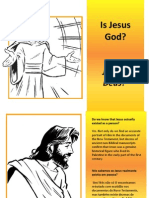 Jesus é Deus? - Is Jesus God?