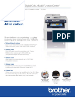 MFC-9120CN Digital Colour Multi-Function Center