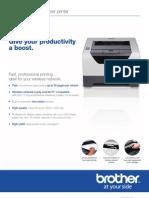 HL-5370DW Laser Printer