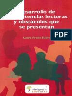 Desarrollo de Competencias Lectoras y Obstáculos Que Se Presentan