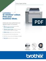 HL-4070CDW Colour Laser Printer