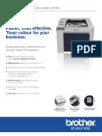 HL-4040CDN Colour Laser Printer