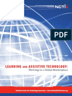 Learning and Assistive Technology