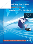 Unleashing the Power of Innovation for Assistive Technology