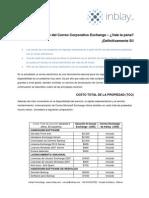 Inblay - Retorno de la Inversión - Correo Exchange