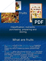 Fruits classification
