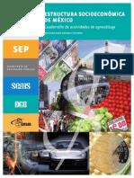 Actividades de Estructura socioeconómica y política de México