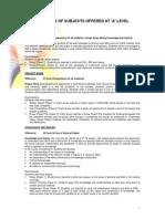 Internet Synopses 29Dec08